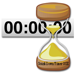 timer1.interval_Visual Basic 6.0 - Count Down Timer OCX
