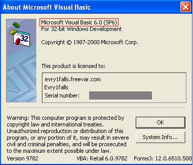 ms visual basic 6.0 software free download